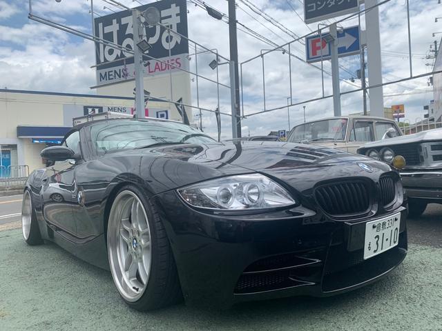 BMW 3.0i車高調19AW屋内保管車両