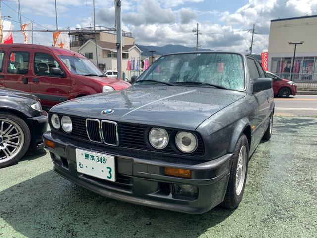 BMW 325i Mテクニックツーオーナー屋内保管実走行記録簿