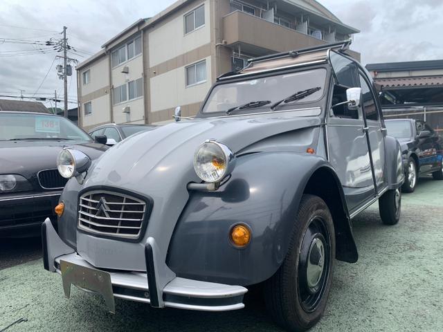「シトロエン」「2CV6」「セダン」「京都府」の中古車