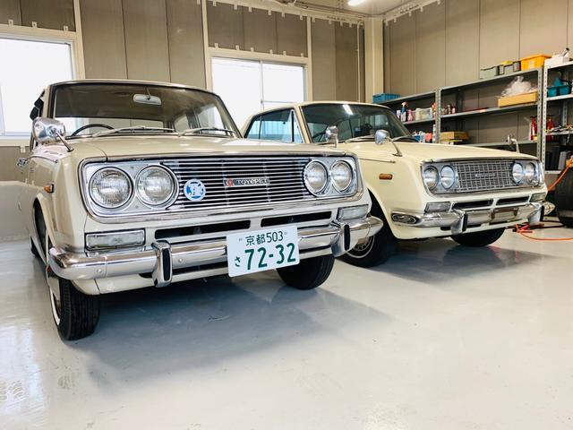トヨタ コロナ rt40 ミントコンディション車両フルオリジナル