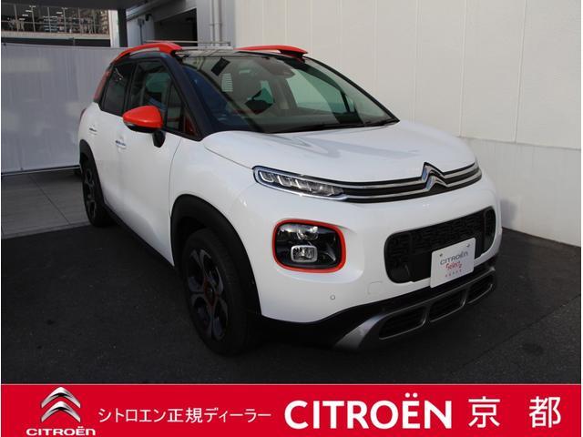 「シトロエン」「シトロエン C3 エアクロス」「SUV・クロカン」「京都府」の中古車