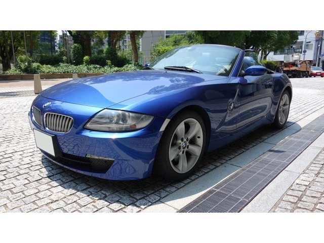BMW ロードスター3.0si アーキュレーマフラー HDDフルセグ