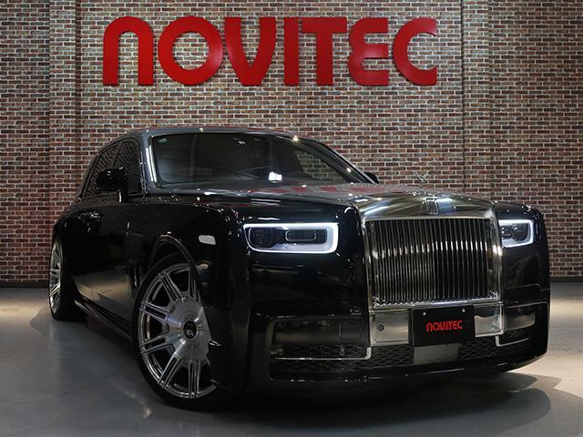 ロールスロイス ファントム  SPOFEC Rolls Royce PhantomVIII NOVITECコンプリートカー