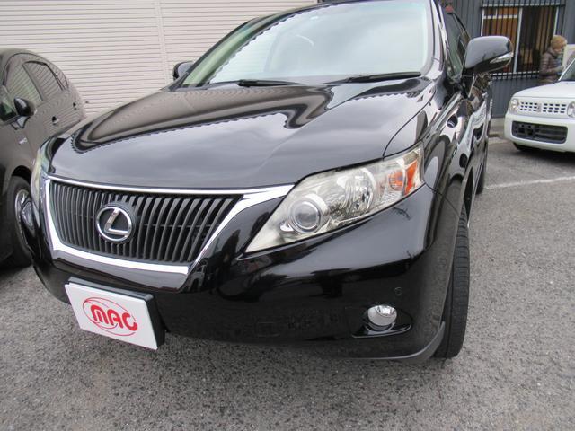 「レクサス」「RX」「SUV・クロカン」「大阪府」の中古車