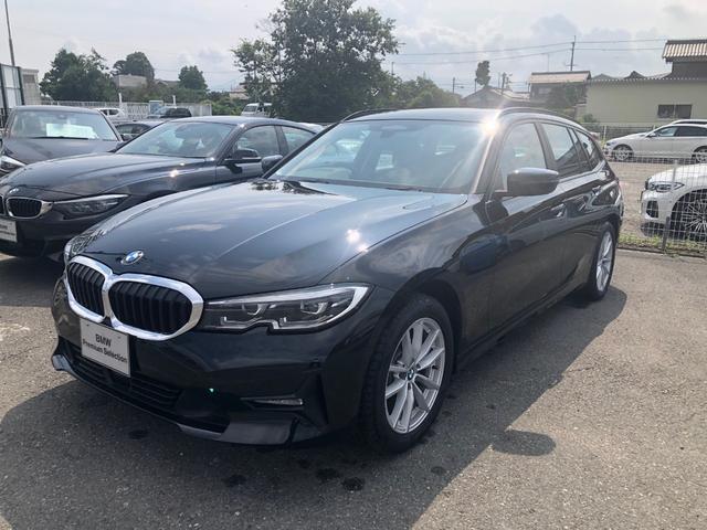 BMW 320d xDriveツーリング ハンズオフ機能 後退アシスト スマホ充電 ACC 電動シ-ト シ-トヒ-タ 電動リアゲ-ト