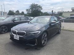 3シリーズM340i xDrive BMW 3シリ−ズ M340i xDrive レザ− Mブレ−キ ハ−マンカ−ドン 純正HDDナビ パ−キングアシスト ETC 純正地デジ 電動シ−ト シ−トヒ−タ