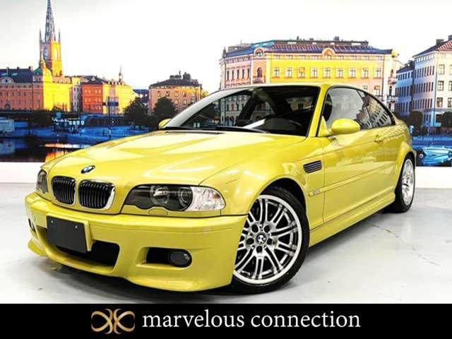 BMW M3クーペ 6速ミッション フルオリジナル サンルーフ