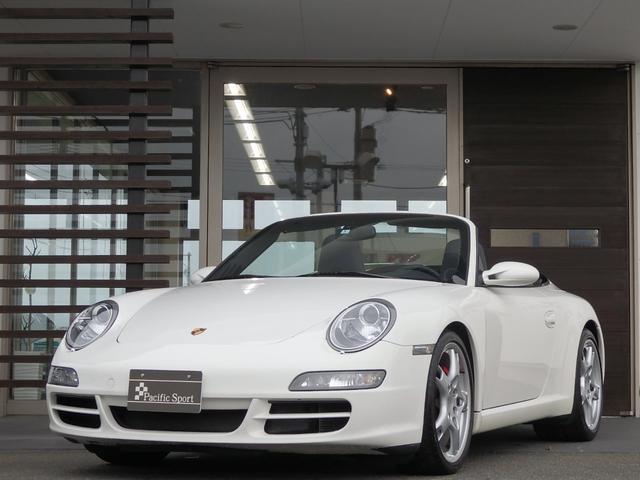 ポルシェ 911カレラS カブリオレ 1オーナー キセノンヘッドライト