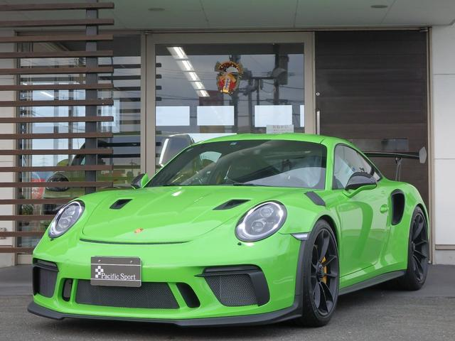 ポルシェ 911GT3RS クラブスポーツ