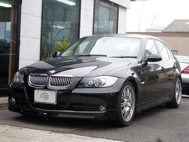 BMW 320iインダッシュHDDナビ・TV
