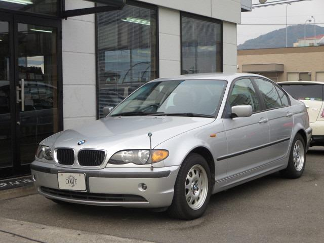 BMW 318iナビ アルミ ETC