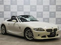 BMW Z4ロードスター3.0si 禁煙黒革 Fスポイラー ETC 左H