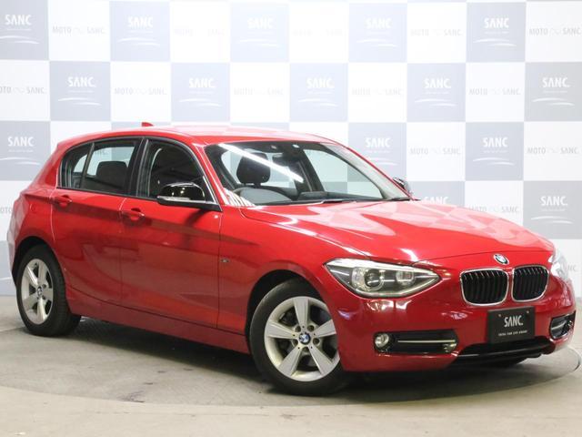 BMW 116iスポーツ 禁煙 アイスト スマートキー ETC