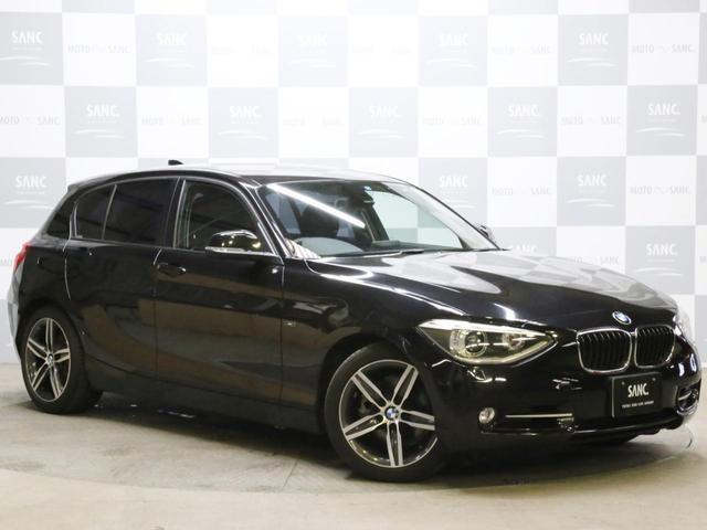 BMW 120iスポーツ禁煙 Cアクセス 地デジ Bカメ アイスト