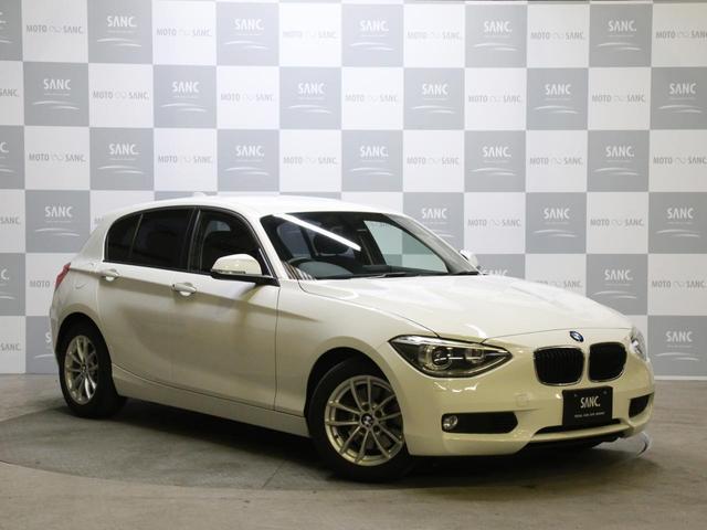 BMW 120i 禁煙 スマートキー アイドルストップ ETC