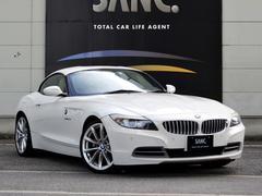 BMW Z4sDrive35i 禁煙 ベージュレザー ナビTV 19AW