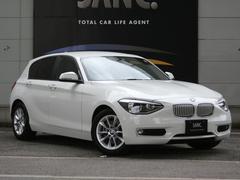 BMW116i スタイル 禁煙 ナビ Bカメ キセノン Pセンサー