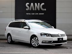 VW パサートヴァリアントTSIコンフォートラインBMT キセノン ナビTV ETC