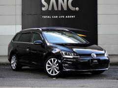 VW ゴルフヴァリアントTSIハイラインBMT 禁煙 ナビTVBカメ キセノン