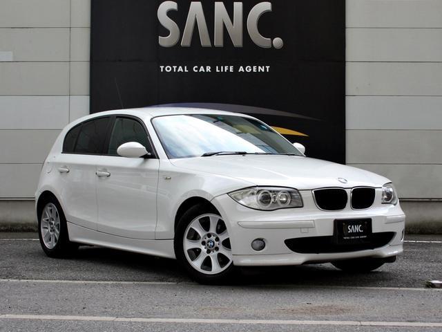 BMW 118i 禁煙 HDDナビTV キセノン ETC