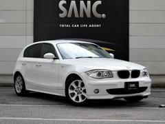 BMW118i 禁煙 HDDナビTV キセノン ETC