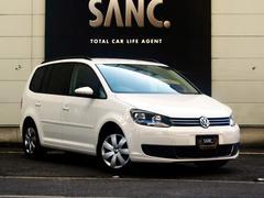 VW ゴルフトゥーランTSI コンフォートライン 禁煙 クルコン キーレス ETC