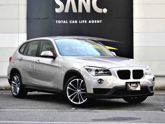 BMW sDrive20iスポーツ 1オナ禁煙 赤革 ナビTVBカメ