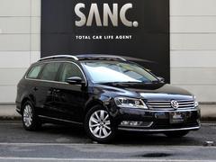 VW パサートヴァリアントナビエディション限定車 禁煙 純正ナビTVBカメ クルコン