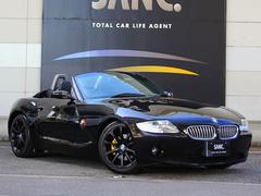 BMW Z4 3.0i 禁煙 黒革 シートヒーター HID オートライト