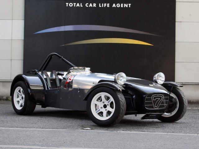 スーパー7(ケーターハム) ベースグレード 中古車画像
