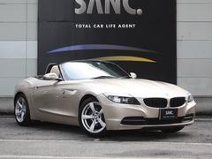 BMW Z4sDrive23i ハイラインPkg ベージュ革 ナビTV