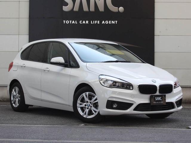 BMW 218dアクティブT 電動Rゲート コンフォートアクセス