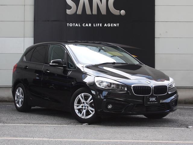 BMW 218iアクティブツアラー 禁煙 純ナビTV Bカメ LED