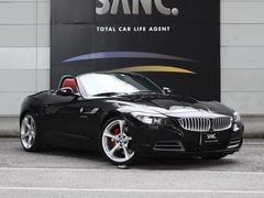 BMW Z4sDrive35i 赤革 禁煙 純正ナビTV 純正19AW
