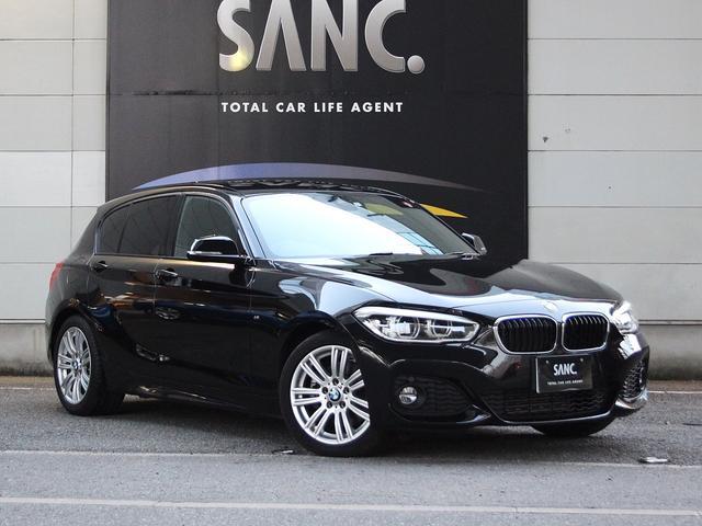 BMW 118d Mスポーツ 純正ナビ 衝突軽減ブレーキ Lキープ