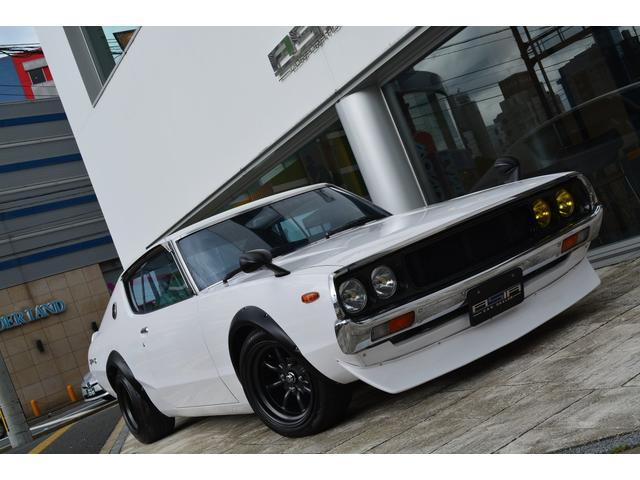 日産 GTX-E GT-R仕様