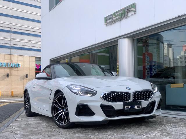 BMW Z4 sDrive20i Mスポーツ ファストトラックPKG イノベーションPKG ハーマンカードン