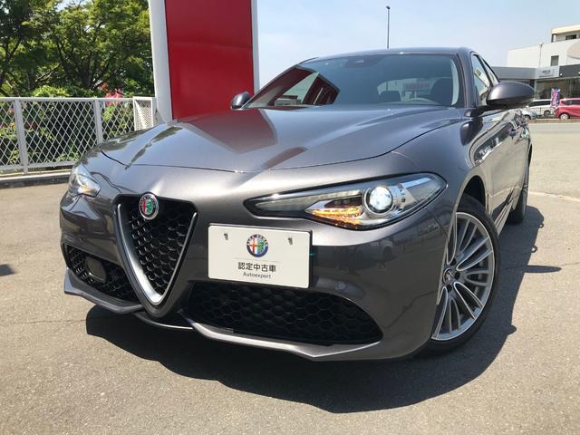 アルファロメオ ヴェローチェ D車 ワンオーナー 左H メーカー保証継承