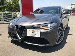 アルファロメオ ジュリアヴェローチェ D車 ワンオーナー 左H メーカー保証継承