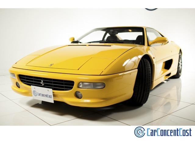 「フェラーリ」「F355」「クーペ」「福岡県」の中古車