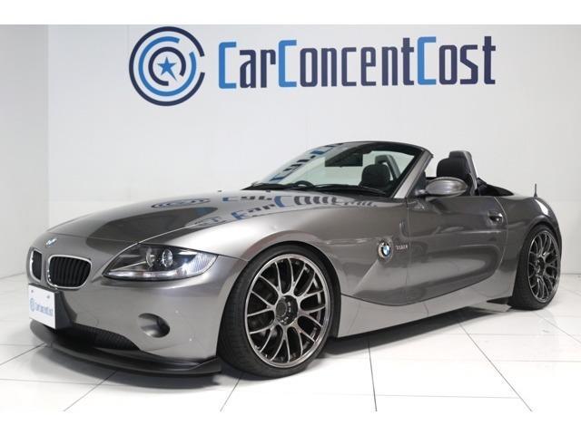 BMW 2.2i ローダウン・リップスポイラー・外ホイール