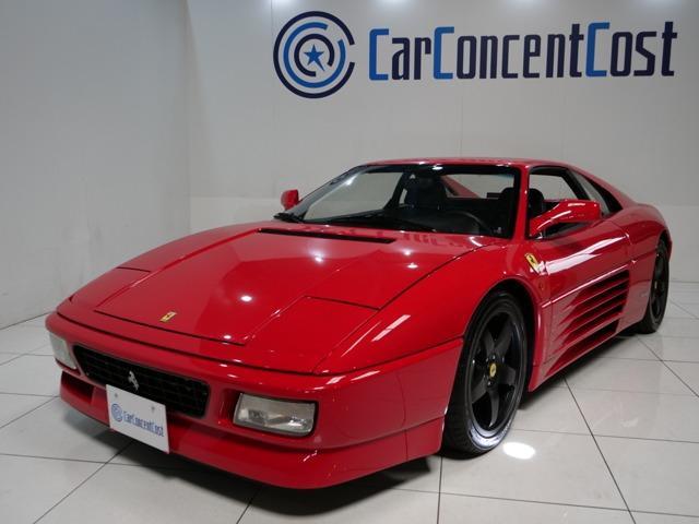 「フェラーリ」「348」「クーペ」「福岡県」の中古車