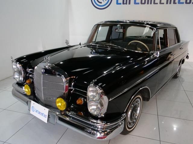 メルセデス・ベンツ 220S ウエスタン自動車