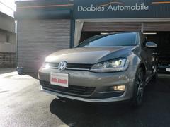 VW ゴルフエディション40 限定1000台 LED メモリーナビ