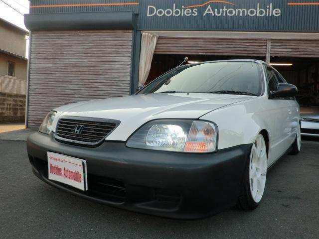 ホンダ GL フルタップ車高調 16インチAW パートナーテール JDM