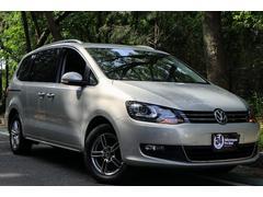 VW シャランTSI コンフォートライン TVナビ サンルーフ 一年保証