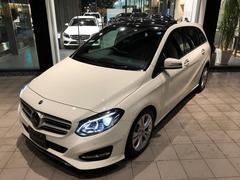 M・ベンツB180 プレミアムP レーダーS SR 革S 新車保証継承