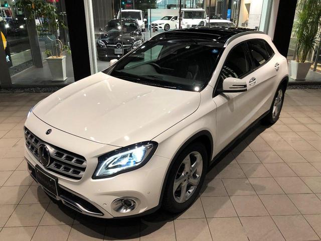 メルセデス・ベンツ GLA220 4マチック RSP プレミアムP 新車保証継承