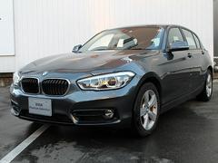 BMW118dスポーツコンフォート・PサポートLEDヘッドクルコン