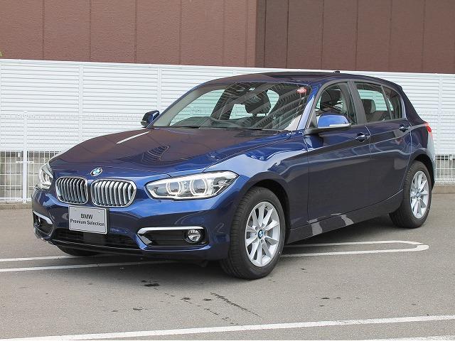 BMW 118d スタイル Aクルコン コンフォート&Pサポート